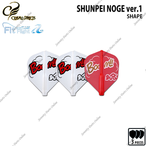 SHUNPEI NOGE ver.1 [FIT FLIGHT AIR SHAPE]