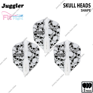 SKULL [FIT FLIGHT SHAPE]