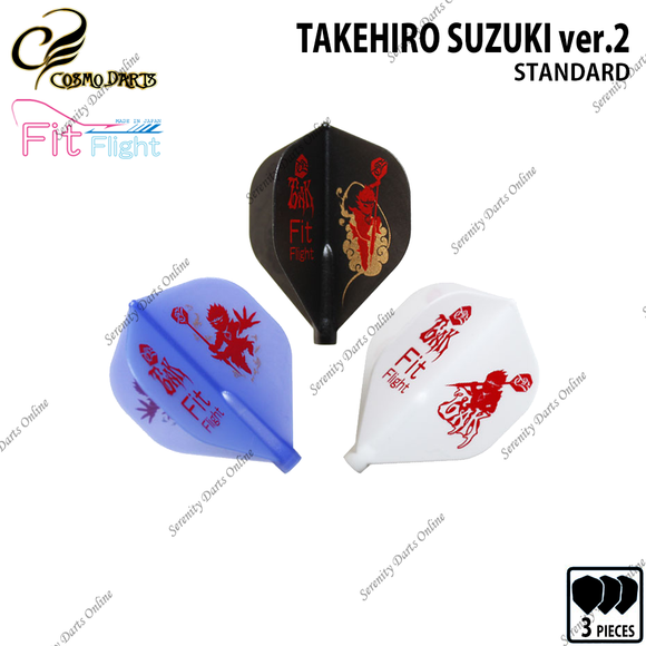 TAKEHIRO SUZUKI ver.2 [FIT FLIGHT STANDARD]