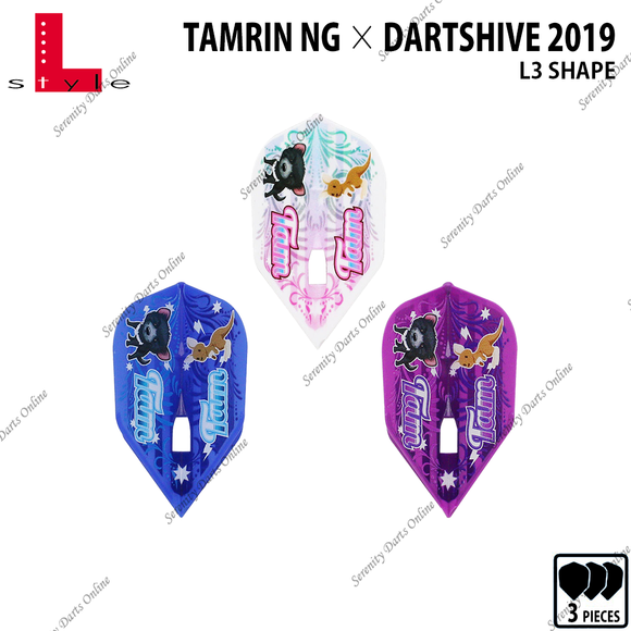 TAMRIN NG [L3 SHAPE] • 2019 LIMITED EDITION •