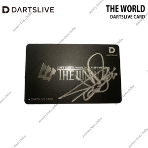MURAMATSU HARUKI - THE WORLD DARTSLIVE CARD