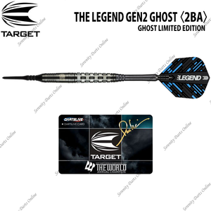 THE LEGEND GEN2 GHOST [GHOST LIMITED EDITION] 〈2BA〉