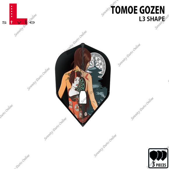 TOMOE GOZEN [L3 SHAPE]