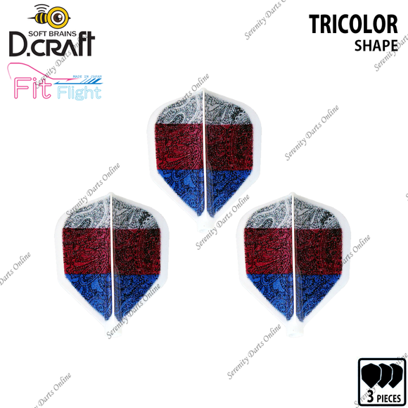 TRICOLOR [FIT FLIGHT SHAPE]