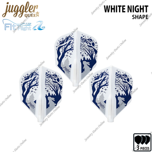 WHITE NIGHT [FIT FLIGHT AIR SHAPE]
