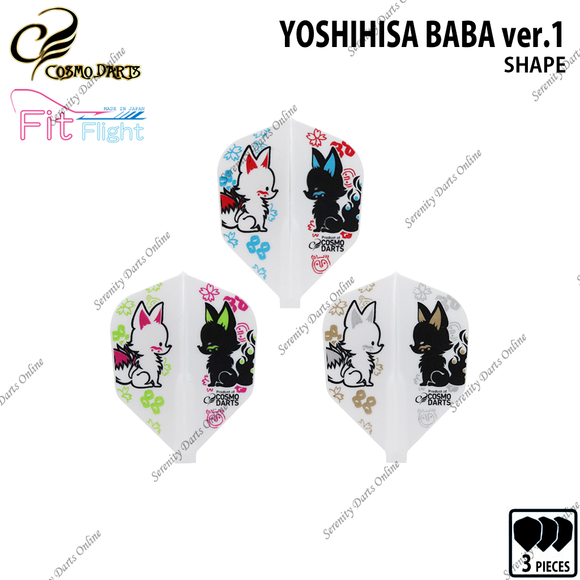 YOSHIHISA BABA ver.1 [FIT FLIGHT SHAPE]