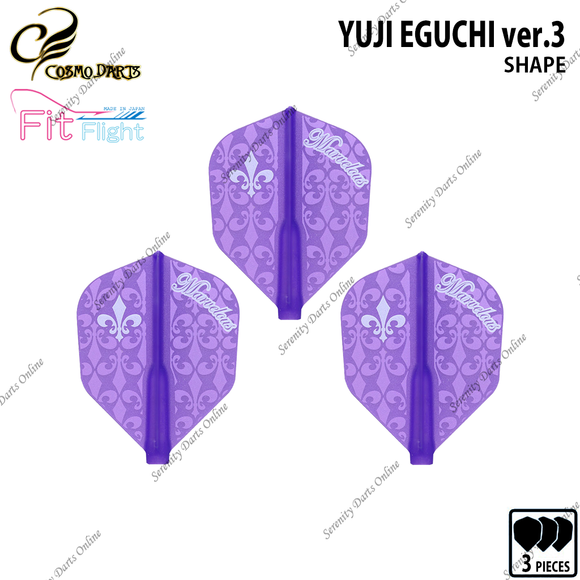 YUJI EGUCHI ver.3 [FIT FLIGHT SHAPE]