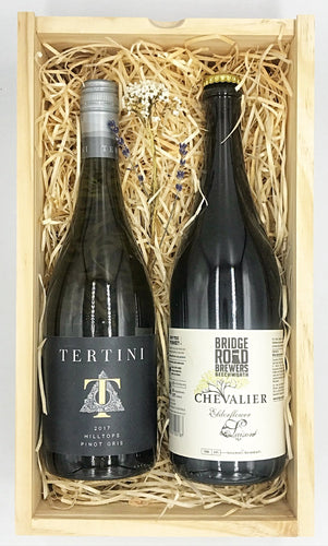Wine gifts - Happy Hour gift box