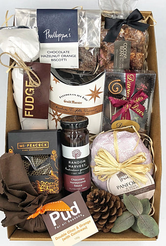 Chocolate Christmas Hamper