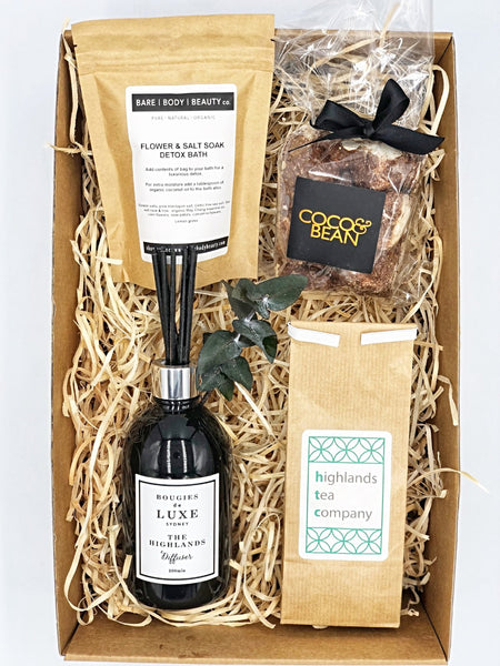 Pamper Locale - Highlands Gift Hamper