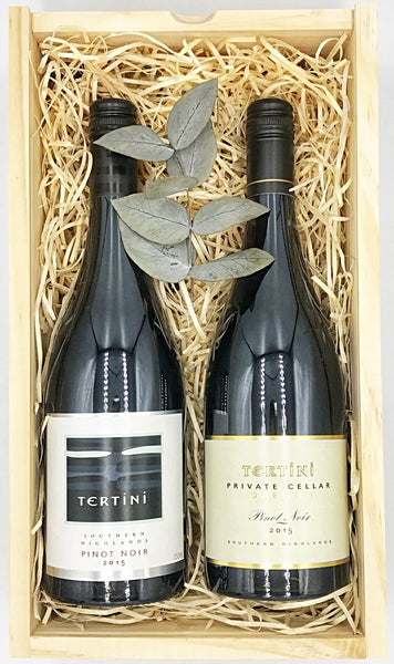 Pinot Noir gift box - wine gifts