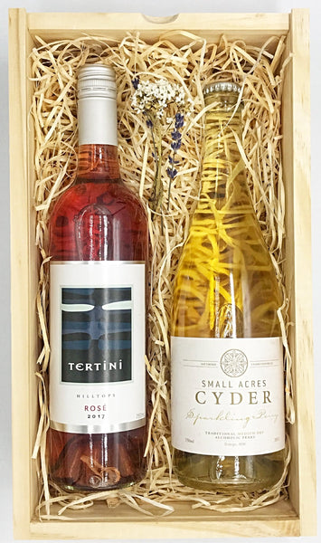 QUENCH gift box - wine gifts
