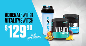 Vitality and Adrenal Switch
