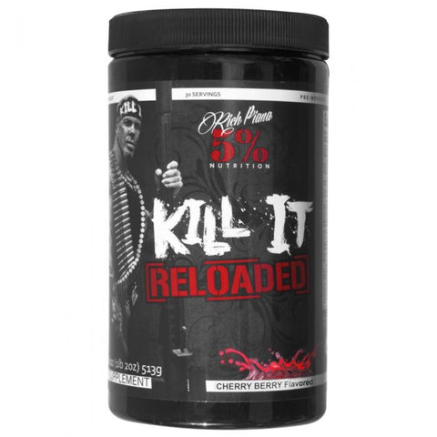 5% Kill It Reloaded