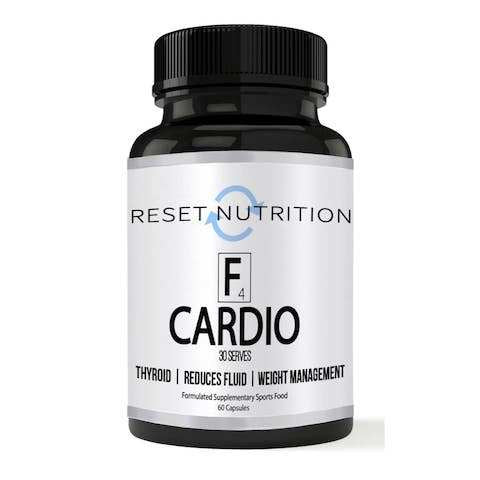 Reset Nutrition F4 Cardio