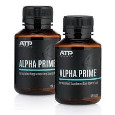 ATP Science Alpha Prime Twin Pack