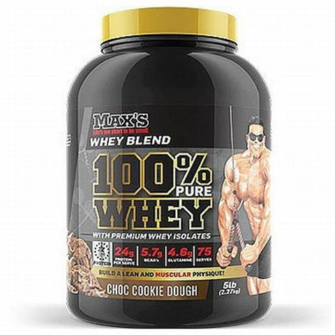 Max's 100% Whey Protein