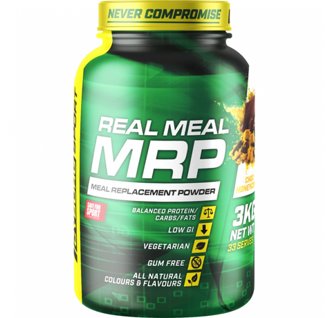 Cyborg Sport Real Meal MRP