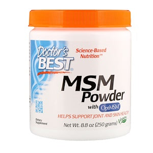 Doctors Best MSM Powder