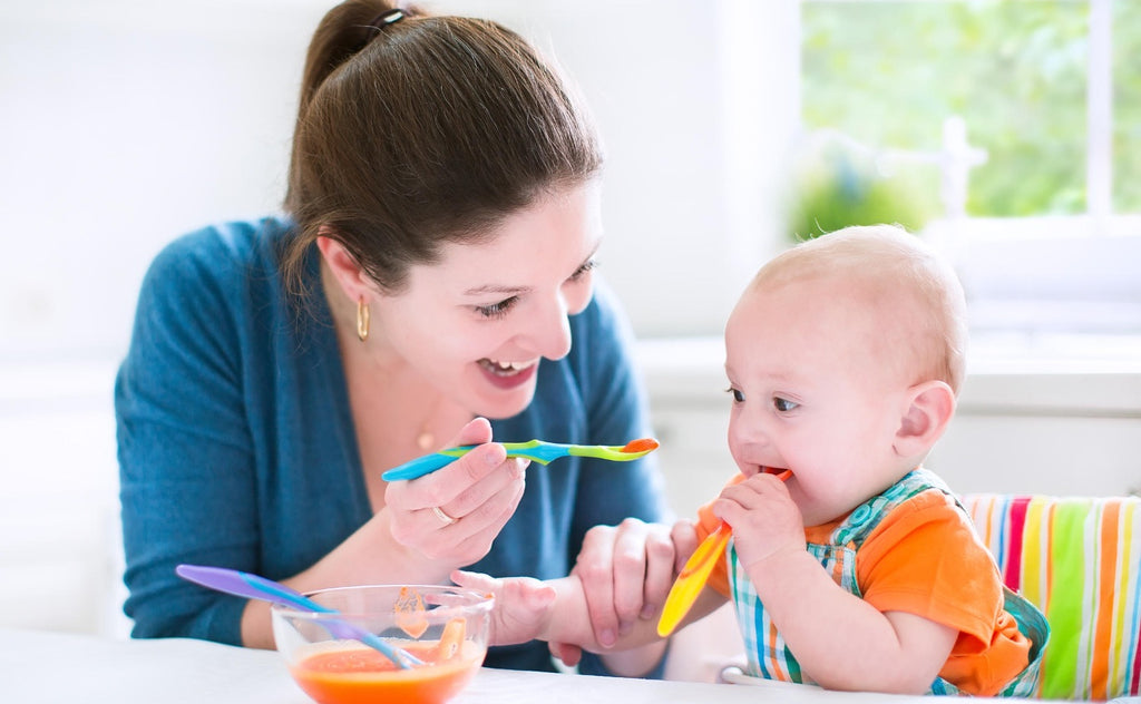 The Next Steps in your Weaning Journey