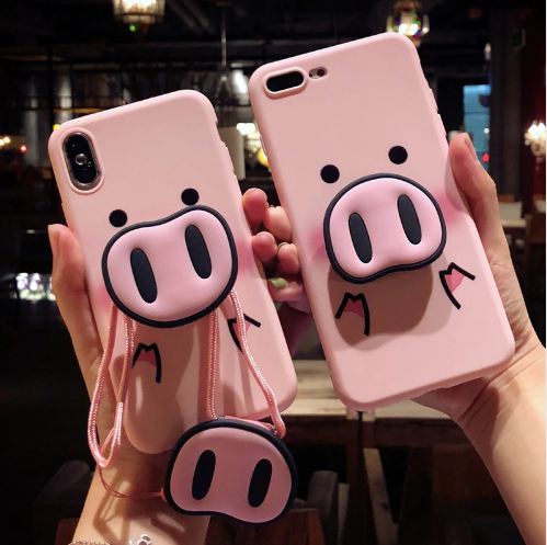 Piggy iPhone Case