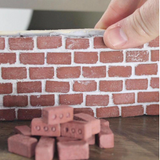 - Build Your Own - Mini Cement Brick Set