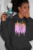 Don't follow your dream, follow my Instagram Hoodie
