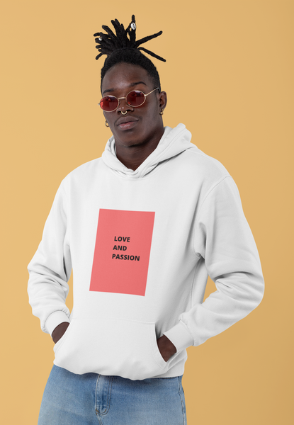 Love and Passion Hoodie