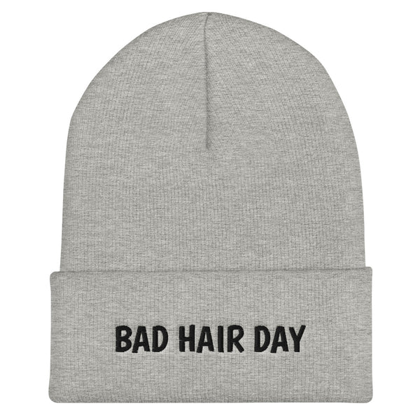 BAD HAIR DAY Beanies