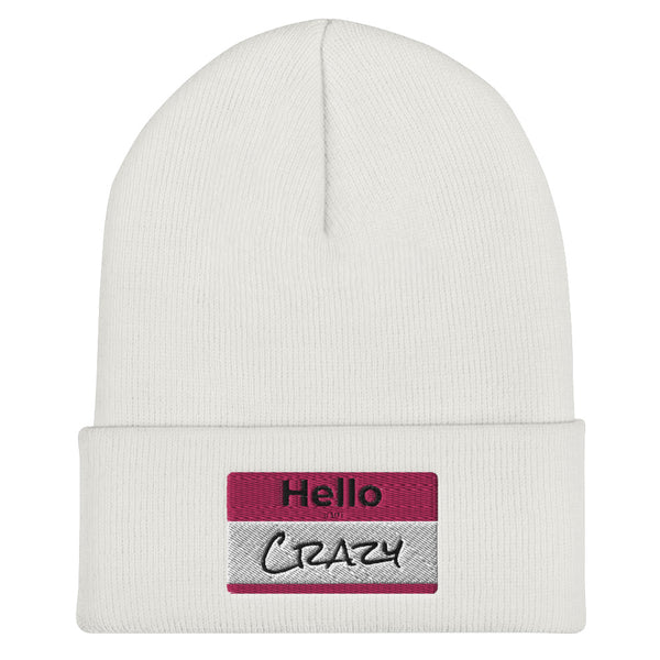 Hello I am Crazy Beanies