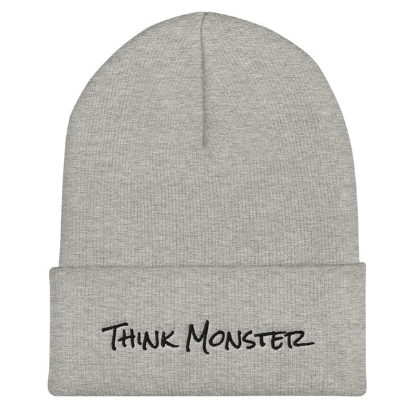 Think Monster Beanies