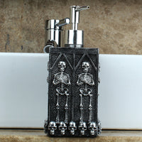 Skull Shower Gel Dispenser
