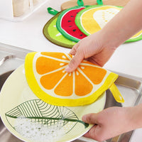 Fruit Design Hand Towel