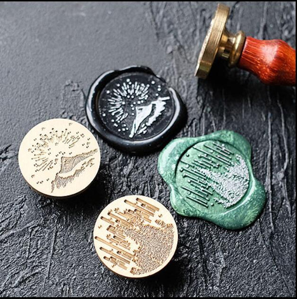 Mountain and Forest Sealing Wax