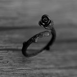 Dark Rose Ring