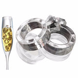 Diamond Ring Ice Mold