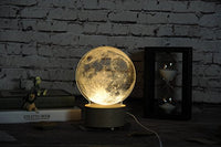 The Moon LED Lamp
