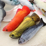 Fish Plush Toys for Pet