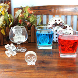 Cute Skull Ice cube mold