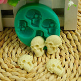 Skull Head Mold II