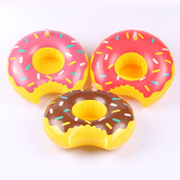 Set of 3 Donut Cup Holders