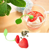 Strawberry Shape Tea Infuser