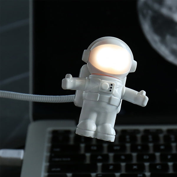 Astronaut USB Reading Light