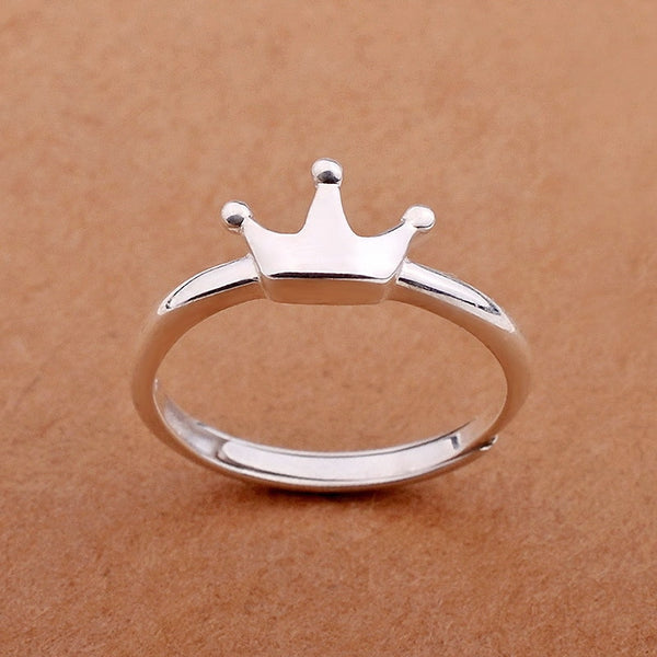 Simple Crown Ring