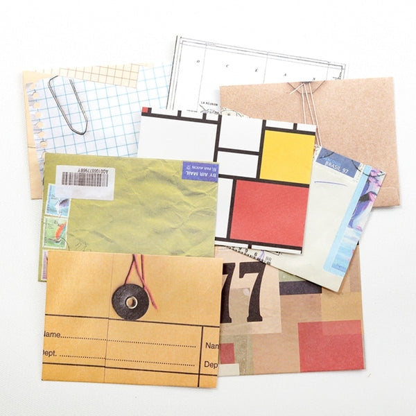 Retro Envelope (12 pieces per pack)
