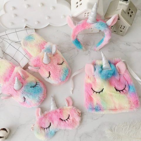 Unicorn Pajamas Party Set