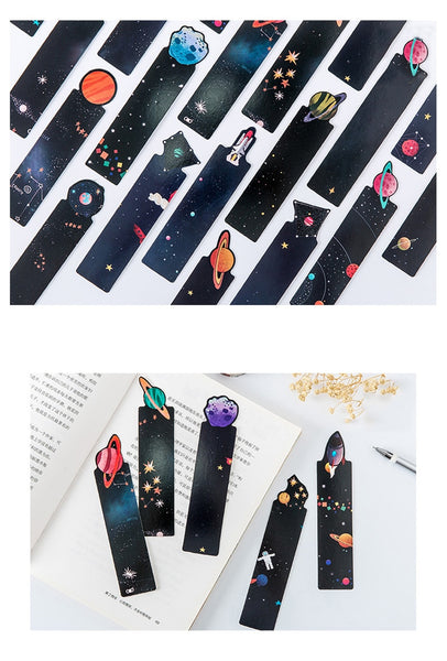 Planet Bookmark Pack (30 pieces)