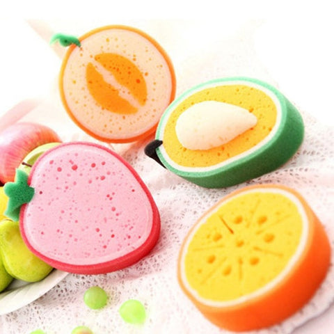 Fruity Washing Dish Sponge