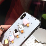 Ice Creams Phone Case