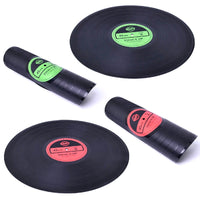 Retro Music Record Table Mat